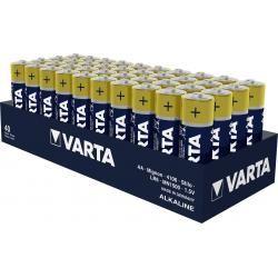 10 x baterie Varta 4006 Industrial AA tužková 4ks Folie originál