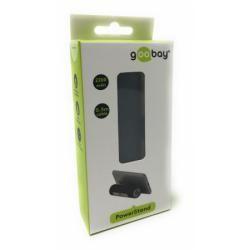 2 in 1 goobay PowerStand-powerbanka/nabíječka 2,2Ah & Halterung pro Samsung Galaxy S3 Mini originál