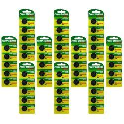 50x OEM litiový knoflíkový článek / baterie / Knopfbaterie CR2032 3V
