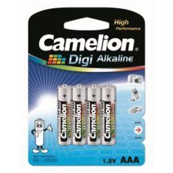 baterie Camelion Digi alkalická MN2400 HR03 pro Digitalkameras/4ks balení originál