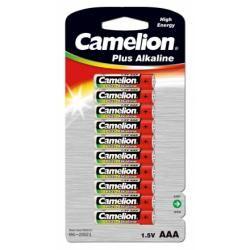baterie Camelion Micro LR03 AAA Plus alkalická 10ks balení originál