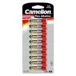 baterie Camelion tužková LR6 AA Plus alkalická 10ks balení originál