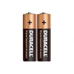baterie Duracell Typ AA 2ks Folie