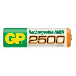 baterie GP 2500 NiMh AA R6