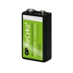 baterie GP Recyko+ 155 155mAh 9V