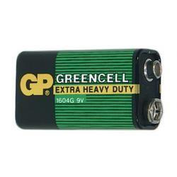 baterie GP SuperCell 1604G 9V