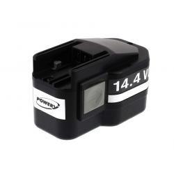 aku baterie pro AEG příklepový šroubovák SB2E 14.4 Super Torque 3000mAH