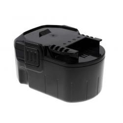 aku baterie pro AEG šroubovák BS 14-G 2500mAh NiCd