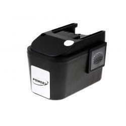 aku baterie pro AEG vrtací šroubovák BEST 9.6 X japonské články