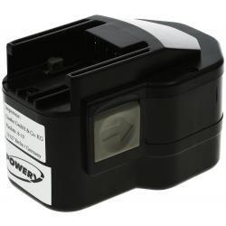 baterie pro AEG vrtací šroubovák BS 12X japonské články