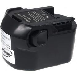 aku baterie pro AEG vrtačka BS 12C 2000mAh NiCd