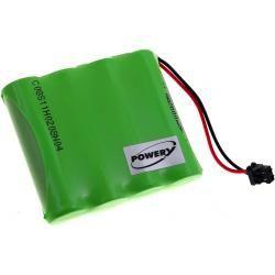 baterie pro Albrecht AE 900