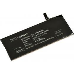 aku baterie pro Apple Typ 616-00036