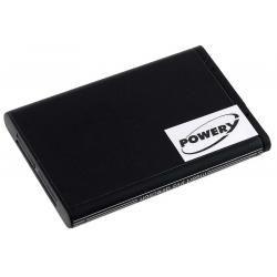 baterie pro Audioline Amplicom PowerTel M5010