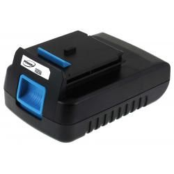baterie pro Black & Decker akušroubovák HP186F4L 1750mAh