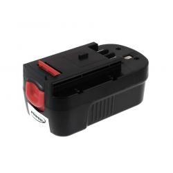 baterie pro Black & Decker šroubovák CD18CA 2000mAh