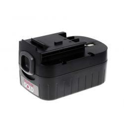 baterie pro Black & Decker šroubovák CP14KB japonské články