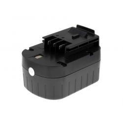 baterie pro Black & Decker šroubovák HP126F3K 3000mAh NiMH