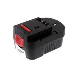 baterie pro Black & Decker šroubovák HP146F2K 2000mAh