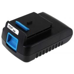 baterie pro Black&Decker Typ A1514L-XJ 2000mAh
