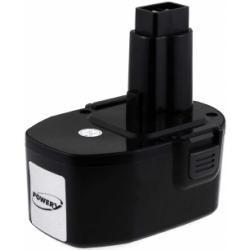aku baterie pro Black & Decker Typ Pod Style Power Tool PS140 3000mAh NiMH japonské články