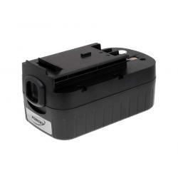 baterie pro Black & Decker vrtací šroubovák CD18CA japonské články