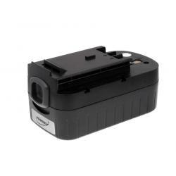 baterie pro Black & Decker vrtací šroubovák CD18CA NiMH