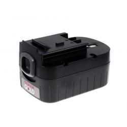 baterie pro Black & Decker vrtací šroubovák HP146F2K japonské články