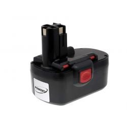 baterie pro Bosch hoblík GHO 18V NiCd O-Pack japonské články