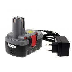 baterie pro Bosch okružní pilka GKS 18V O-Pack Li-Ion vč. integrovaného nabíječe