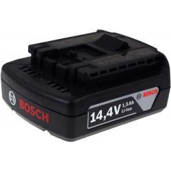 baterie pro Bosch příklepový šroubovák GDR 14,4 V-LI MF 1500mAh originál
