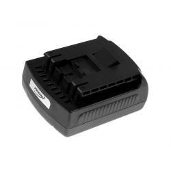 baterie pro Bosch příklepový šroubovák GDR 14,4 V-LI MF 2000mAh
