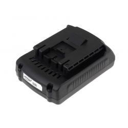 baterie pro Bosch příklepový šroubovák GDR 18 V-LI MF Professional 2000mAh