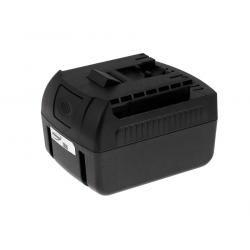 baterie pro Bosch příklepový šroubovák GDS 14,4 V-LI Serie 4000mAh