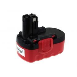 aku baterie pro Bosch příklepový šroubovák GSB 18VE-2 NiCd O-Pack 2000mAh