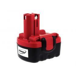 aku baterie pro Bosch šroubovák PSR 14,4VE-2 3000mAh O-Pack