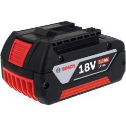 baterie pro Bosch úhlová bruska GWS 18 V-Li 5000mAh originál