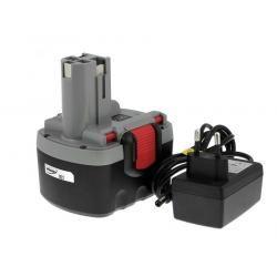 aku baterie pro Bosch vrtací šroubovák PSR VE-2 O-Pack Li-Ion vč. integrovaného nabíječe