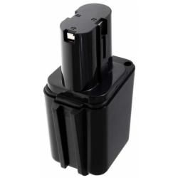 aku baterie pro Bosch vrtačka GBM 9,6VESP NiMH Knolle
