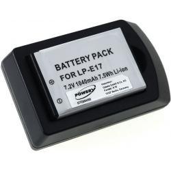 baterie pro Canon EOS 760D vč. nabíječka