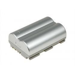 baterie pro Canon MVX3i 1700mAh