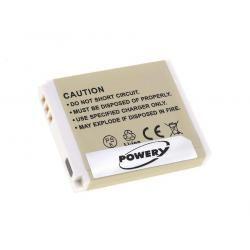 baterie pro Canon PowerShot ELPH 500 HS