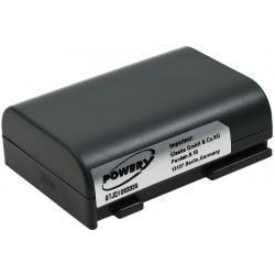 baterie pro Canon Videokamera Typ BP-2LH 750mAh
