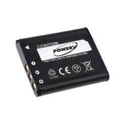 baterie pro Casio Exilim EX-ZR15