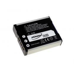 aku baterie pro Casio Exilim EX-ZR100