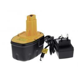 baterie pro Dewalt ruční okružní pilka DW 935 Li-Ion vč. integrovaného nabíječe