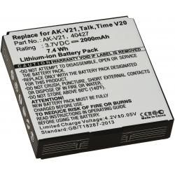 baterie pro Emporia AK-V21