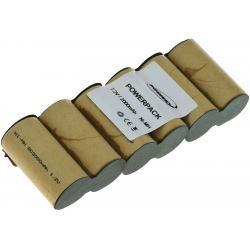 baterie pro Gardena nůžky na trávu 8804 NiMH
