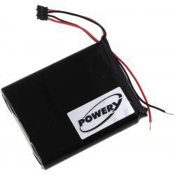 baterie pro Garmin Edge 500