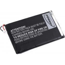 baterie pro Garmin Nüvi 2669LMT